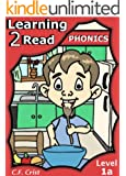 Level 1a (Learning 2 Read Phonics Level 1) 4 Mini Stories