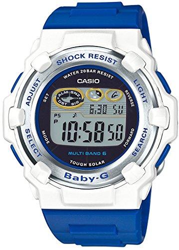 [カシオ]CASIO 腕時計 BABY-G 世界6局対応電波ソーラー BGR-3006K-7JR レディース