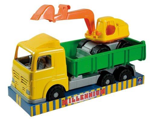 Imagen 2 de Androni 612025 - Camión Con Maquinaria Op 49 Cm