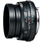 PENTAX 標準 レンズ FA43mm F1.9 Limited ブラック FA43F1.9B