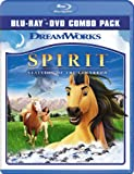 Spirit: Stallion of the Cimarron [Blu-ray]