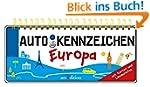 Autokennzeichen Europa