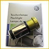 VW Volkswagen LED Power Light Torch Cigarette lighter yellow
