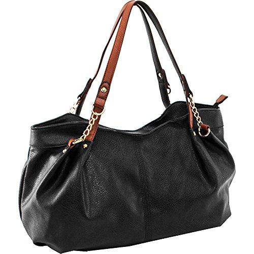 parinda-womens-arianna-pebble-faux-leather-handbag-black
