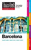 Time Out Guides Ltd Time Out Shortlist Barcelona 6th edition