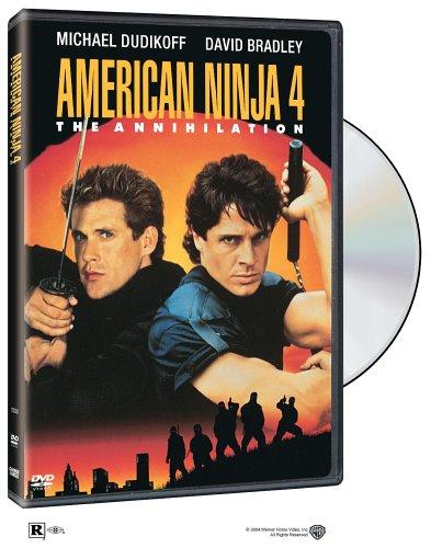 Скачать фильм Американский ниндзя 4: Полное уничтожение /American Ninja 4: The Annihilation/