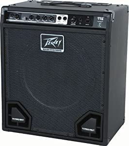 peavey max 115 bass combo amplifier musical instruments. Black Bedroom Furniture Sets. Home Design Ideas
