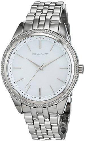 Gant Time orologio da polso da donna Roseland analogico al quarzo in acciaio inox W71502