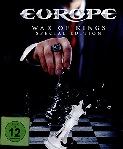 War of Kings (Special Edition) [Limited Edition: inc. BluRay+DVD+Photobook]