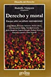img - for Derecho y Moral (Spanish Edition) book / textbook / text book