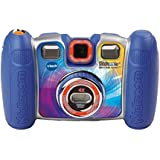 VTech Kidizoom Spin and Smile Camera, Blue