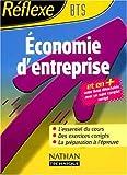 echange, troc Marie-jose Chacon - Economie entreprises BTS, mémo numéro 27