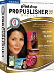 The Print Shop Pro Publisher 22 Deluxe