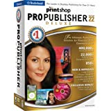 The Print Shop Pro Publisher 22 Deluxe [DVD] [OLD VERSION] ~ Encore Software