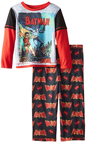 Batman Big Boys' Batman Jersey 2 Piece Set at Gotham City Store