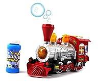 Steam Train Locomotive Engine Car Bub…
