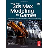 3ds Max Modeling for Games: Insider's Guide to Game Character, Vehicle, and Environment Modeling: Volume Iby Andrew Gahan