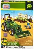 Mega Bloks John Deere Farm Tractor