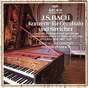 Cembalokonzerte BWV 1055-58