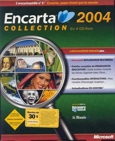 Encarta Reference Library 2004 (French)
