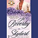 Skylark (       UNABRIDGED) by Jo Beverley Narrated by Jill Tanner