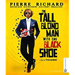 Tall Blond Man With One Black Shoe [Blu-ray]