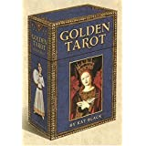 The Golden Tarot [With W 120 Page Book]by Kat Black