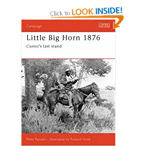 Little Big Horn 1876 Custers Last Stand Osprey
