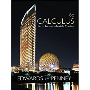 calculus early transcendentals 6th edition pdf