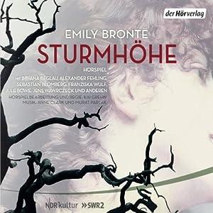 Sturmhöhe (       ungekürzt) von Emily Brontë Gesprochen von: Sebastian Blomberg, Jens Wawrczeck, Franziska Wulf