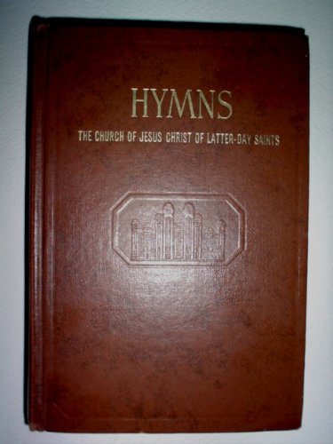 Hymns the Church of Jesus Christ of Latter Day Saints (Red)