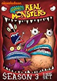 Cover art for  Aaahh!!! Real Monsters: Season Three