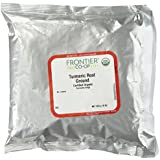 Frontier Herb Organic Powdered Turmeric Root, 1 Pound -- 1 each