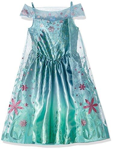 Rubie's - Disfraz Elsa de Frozen para niñas, talla S (I-610906S)