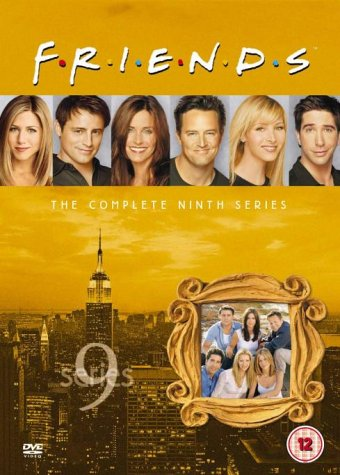 Friends: Complete Season 9 – New Edition [DVD]