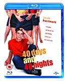 40 Days and 40 Nights [Blu-ray] [Region Free]