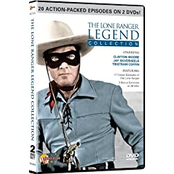 Lone Ranger Legends Collection