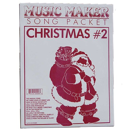 European Expressions Intl Christmas #2 Song Packet for The Music Maker
