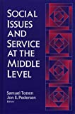 img - for Social Issues and Service at the Middle Level book / textbook / text book