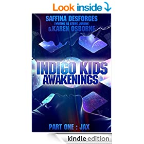 Awakenings: JAX (Indigo Kids Book 1)