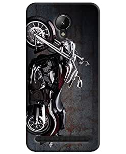 Lenovo Vibe C2 Back Cover By FurnishFantasy