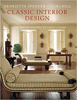 Classic interior design using british and american period for American classic interior design