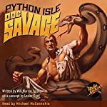 Doc Savage #2: Python Isle | Will Murray