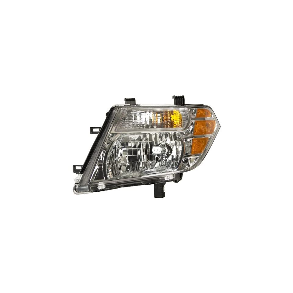 OE Replacement Nissan/Datsun Pathfinder Driver Side Headlight Assembly Composite (Partslink Number NI2502171)