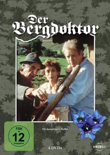 Der Bergdoktor - Die komplette 4. Staffel [4 DVDs]