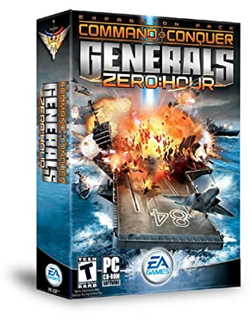 Command and Conquer Generals: Zero Hour Expansion Pack