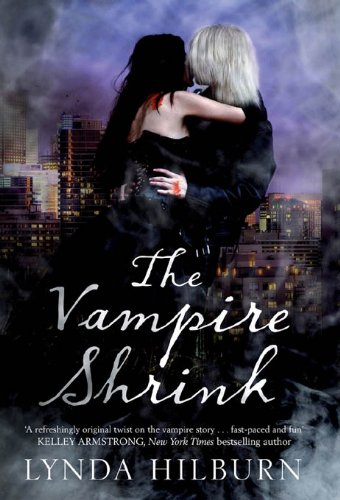 The Vampire Shrink: Kismet Knight, Vampire Psychologist