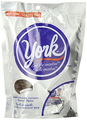 York Peppermint Pattie Miniatures, 200 Gram