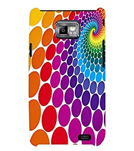 printtech Pattern Back Case Cover for Samsung Galaxy S2::Samsung Galaxy S2 i9100