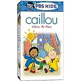 Caillou - Caillou at Play [VHS]